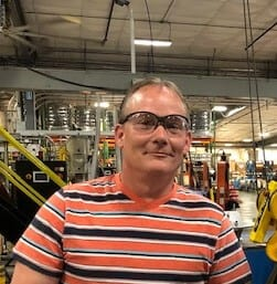 April Employee of the Month: Scott Beckwith