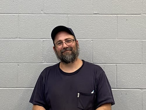 July Employee of the Month: Glenn Rothe
